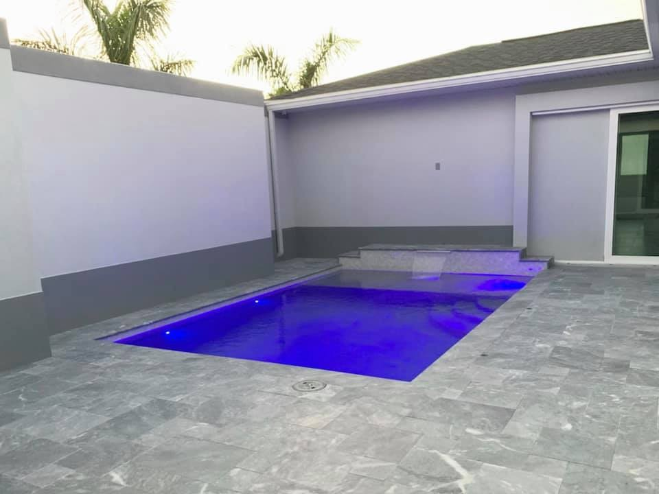 Construction Pool